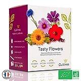 Cultivea – Mini Kit Huerto de Flores Comestibles – 100%...