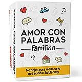 Amor con palabras - Familias | Juegos de Mesa para niños y...