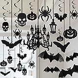 JOYIN Decoración de Halloween Colgantes Techo Decoración...