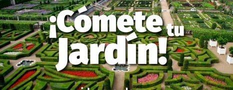 ¡Cómete el jardín!