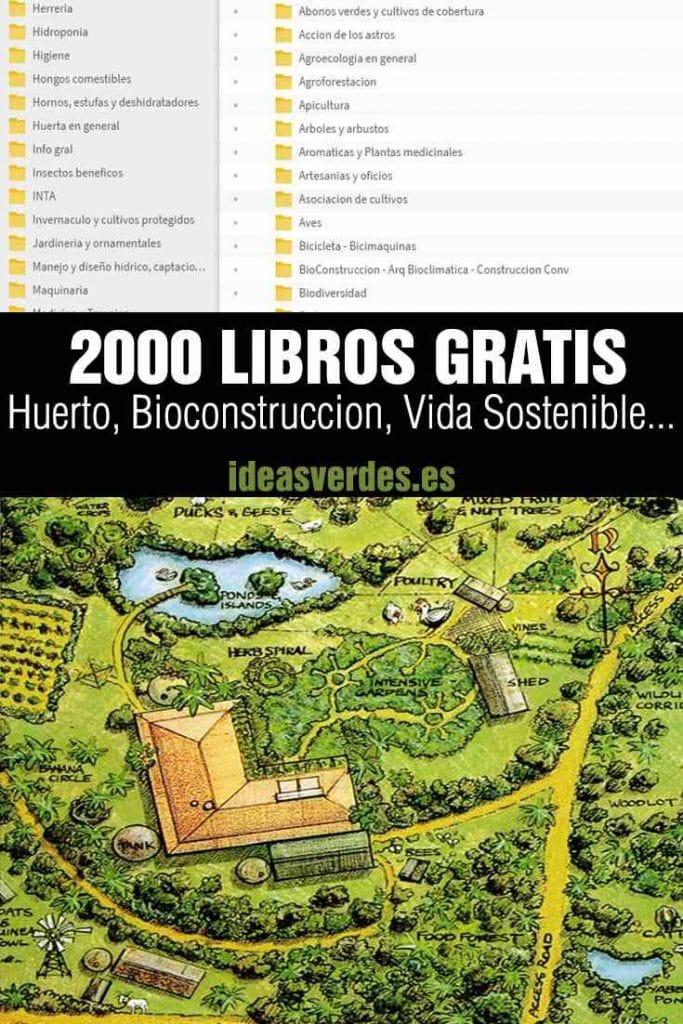 libros gratuitos sobre permacultura ecologia bioconstruccion