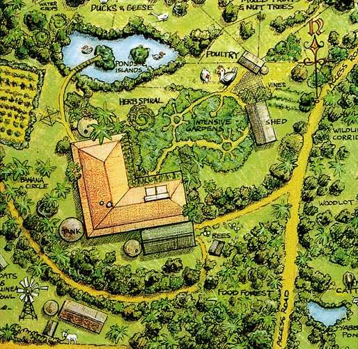 libros sobre permacultura y vida en el campo bioconstrucción gratis