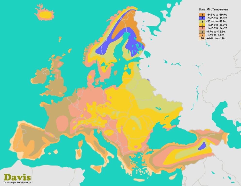 europe-turkey-caucasus-plant-hardiness-zone-map