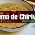 Crema-de-Chirivias