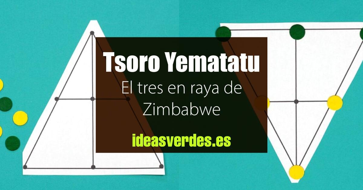 Tsoro Ideas Verdes
