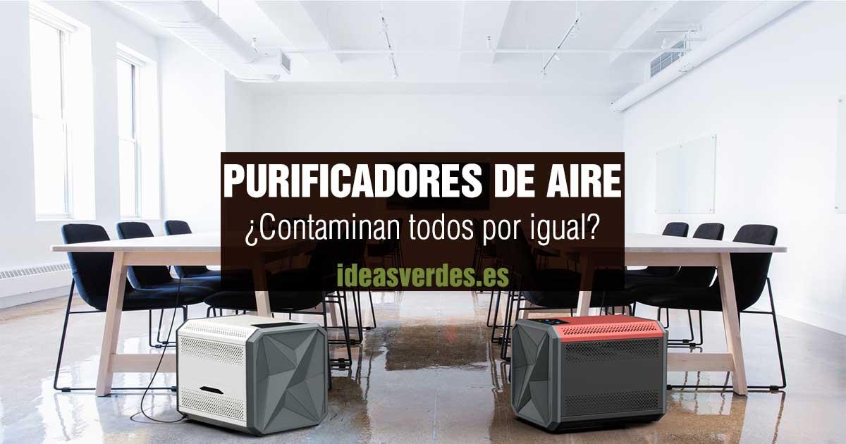 contaminan todos los purificadores de aire