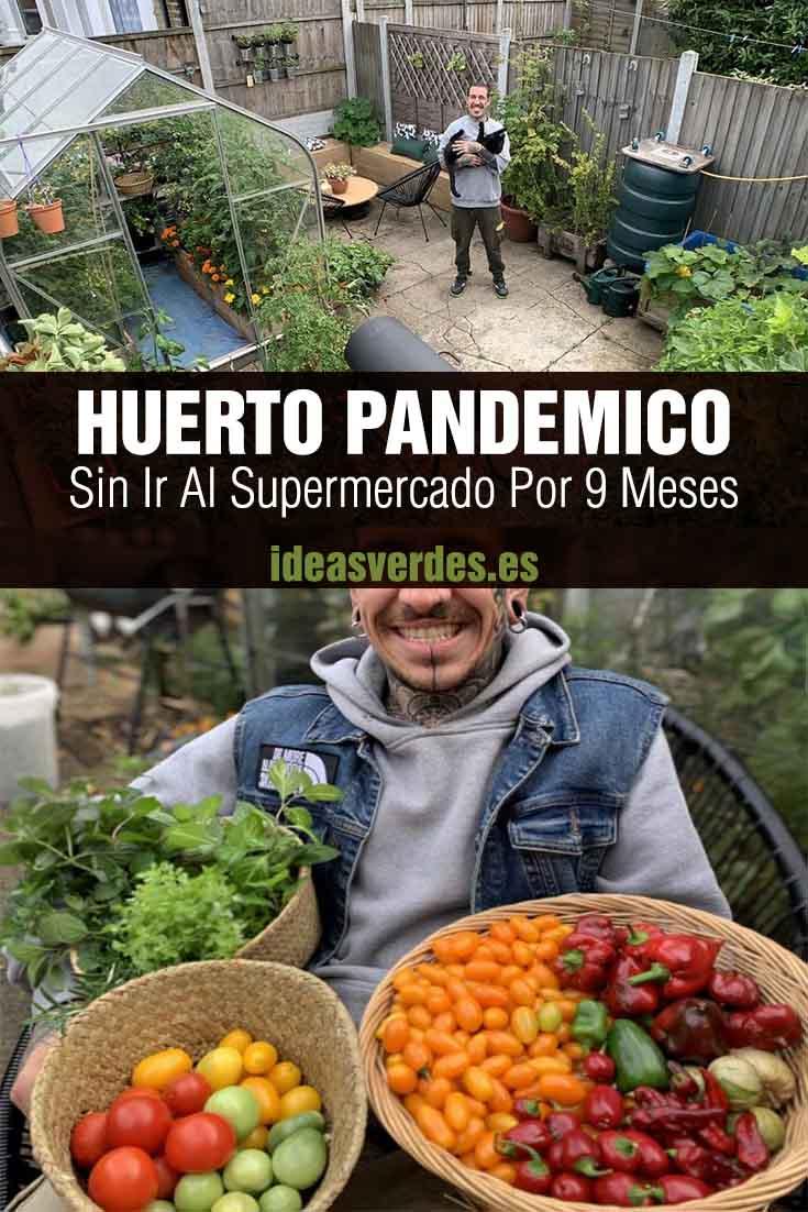huerto pandemia