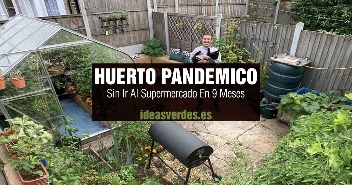 huerto pandemico
