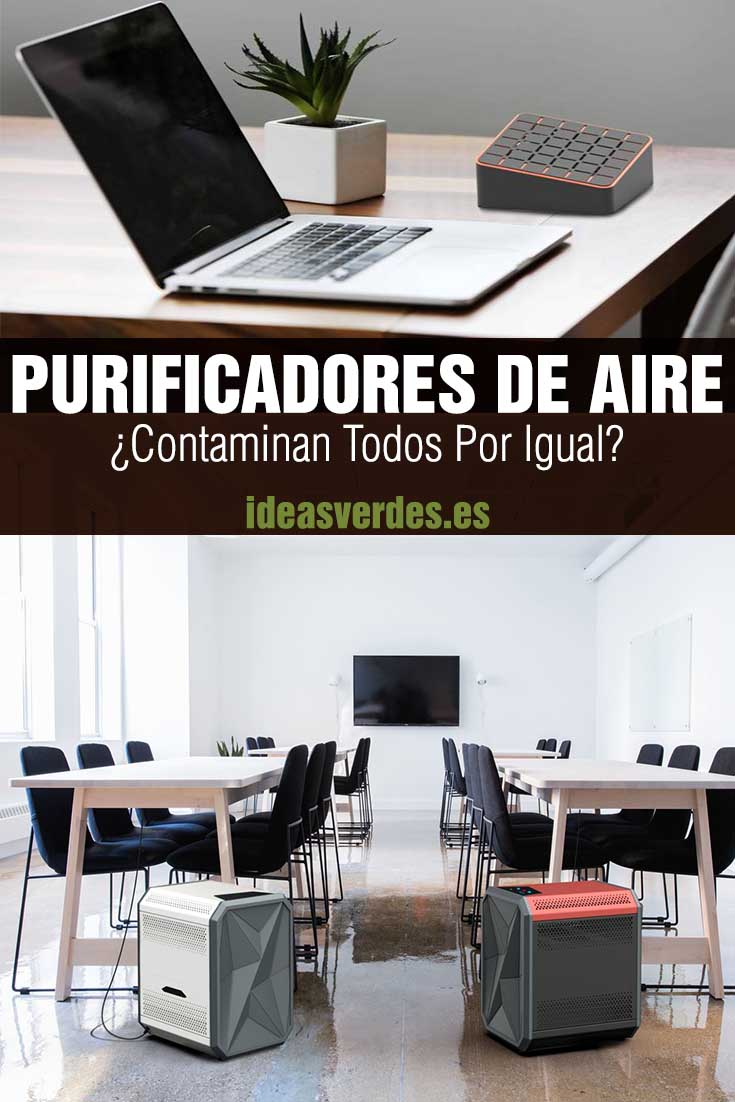 purificadores de aire ayudan al medio ambiente