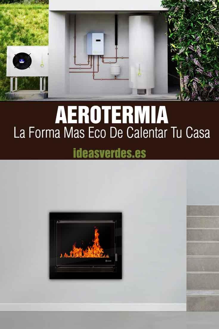 aerotermia como calentar tu casa