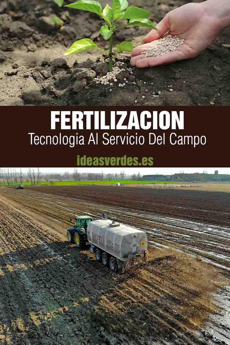 fertilizacion y tecnologia