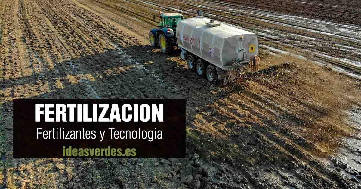 fertilizantes y tecnologia