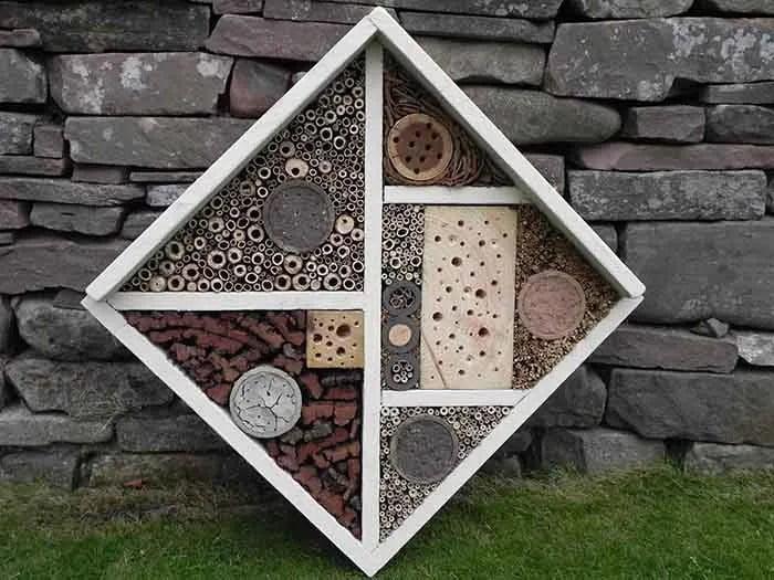ideas de hotel de insectos