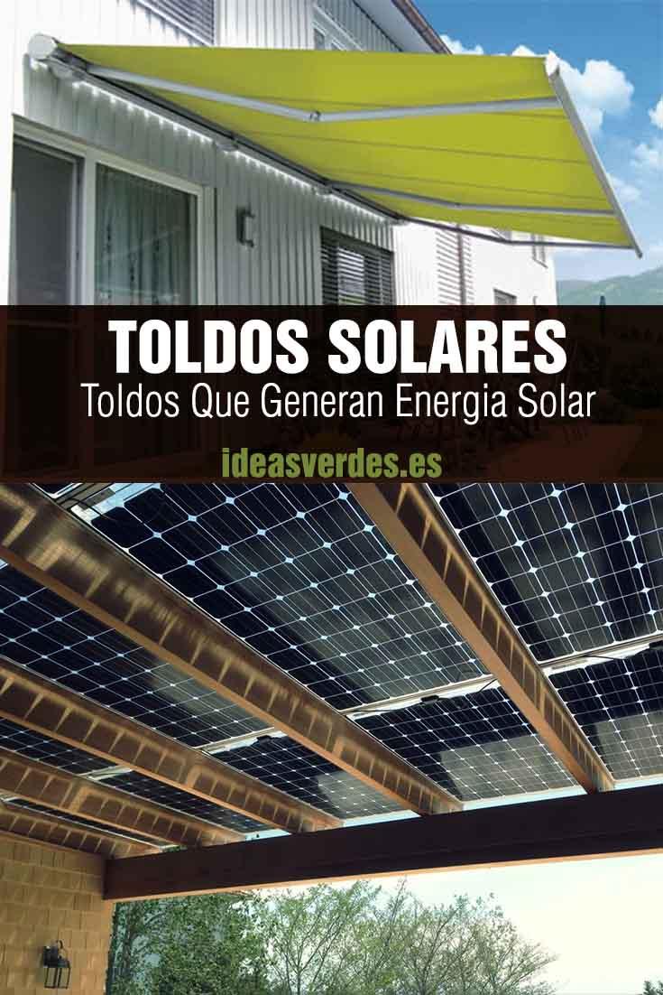toldos solares energia solar