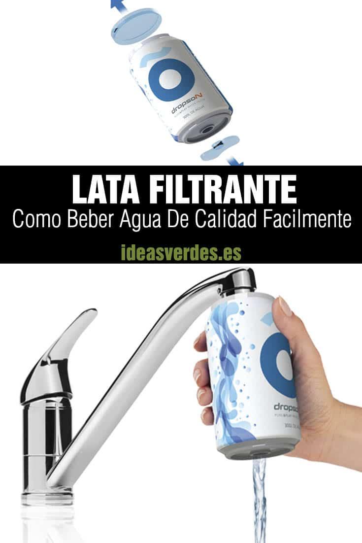 como beber agua de calidad sin comprar