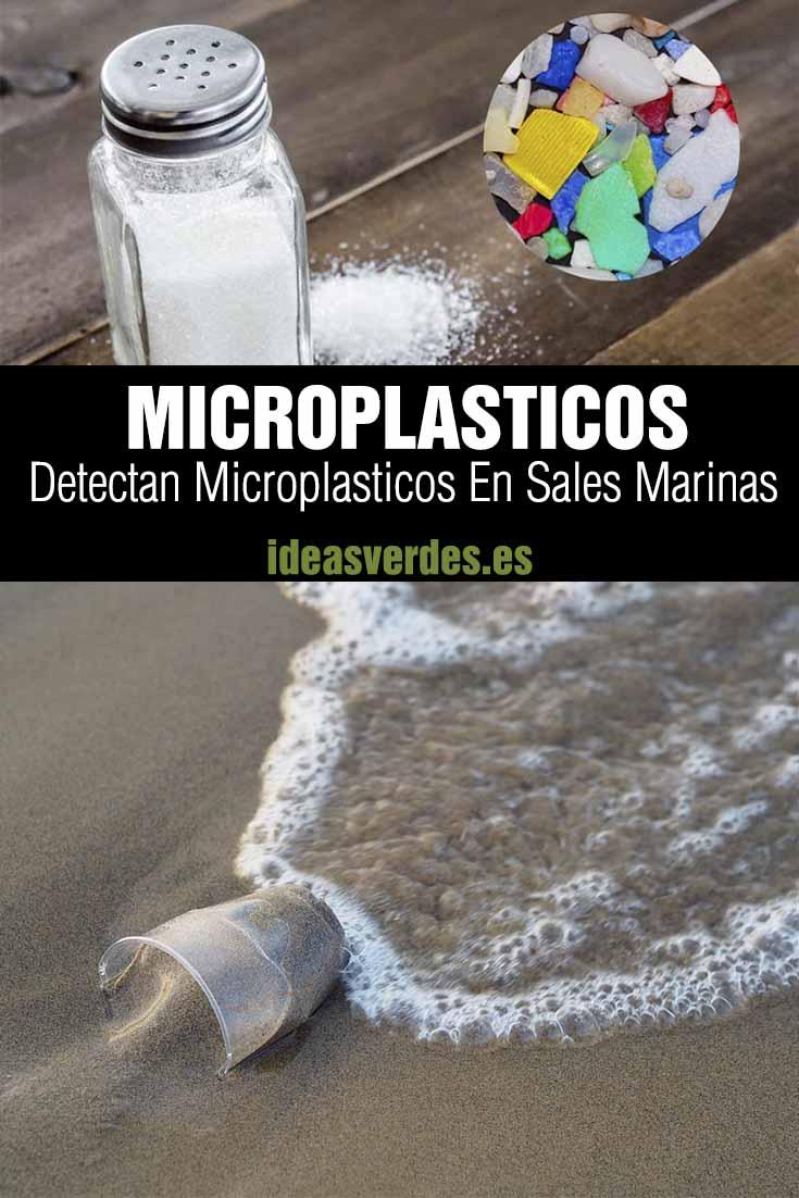 microplasticos en el océano