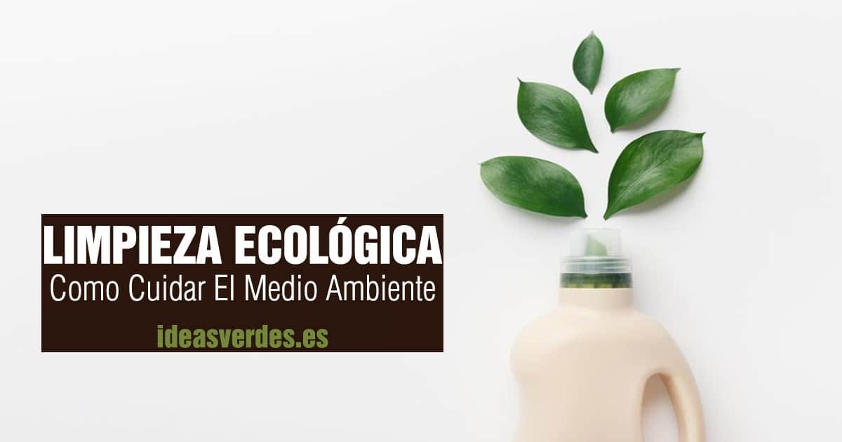productos ecologicos para cuidar el planeta