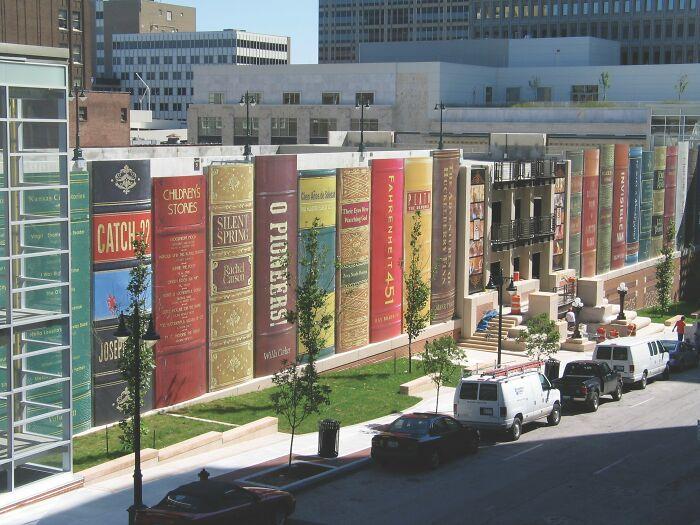Biblioteca publica Kansas City