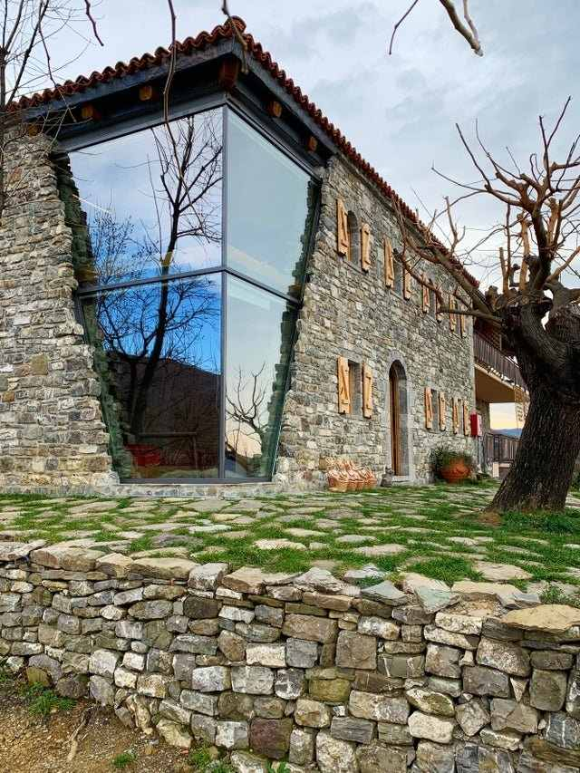 Casa En Albania Reconstruida Terremoto Obra Arquitectonica