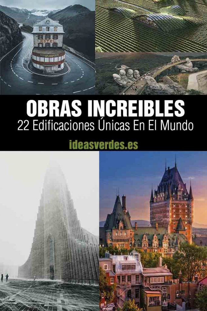Obras Increíbles Por El Mundo