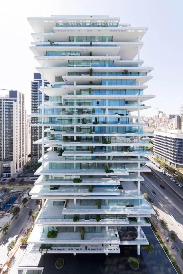 Terrazas De Beirut Obra Arquitectonica