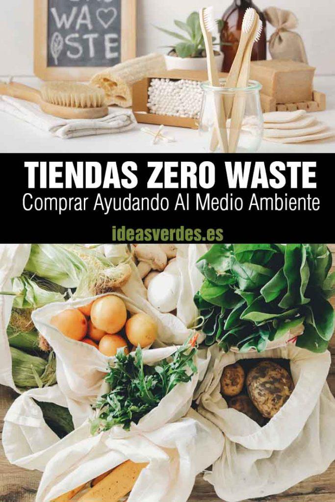 comprar en tiendas zero waste