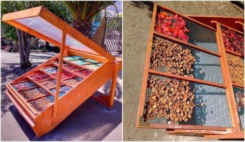 secador solar casero