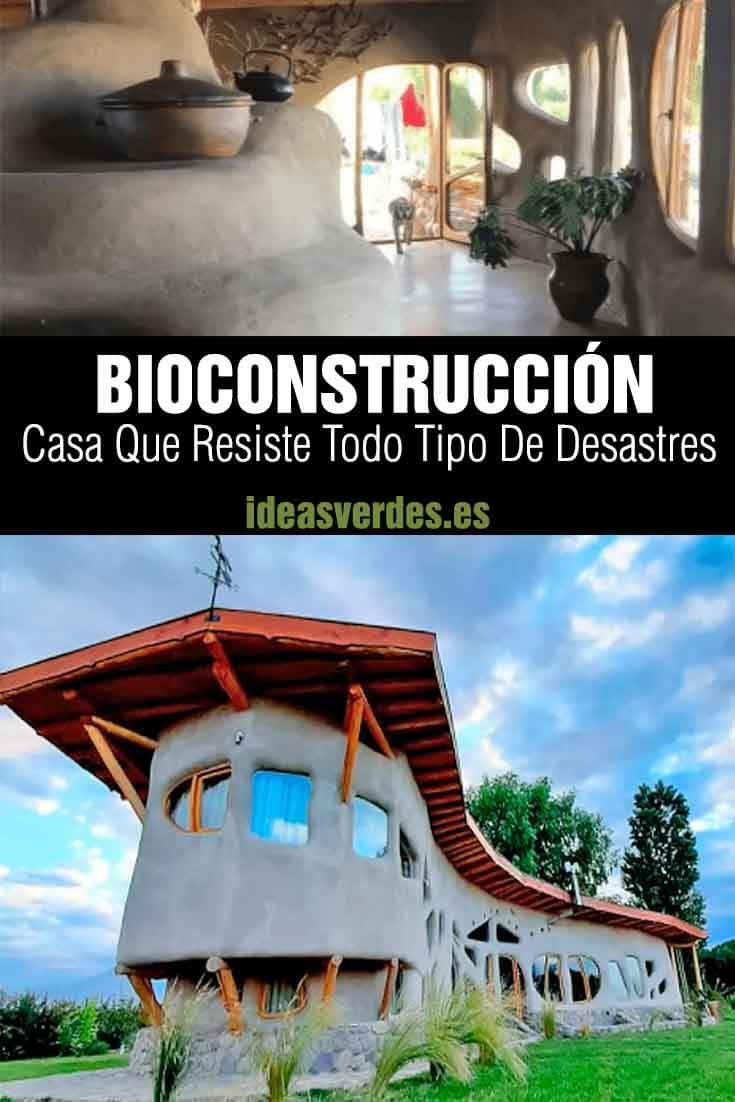 bioconstruccion resistente a todo tipo de desastres