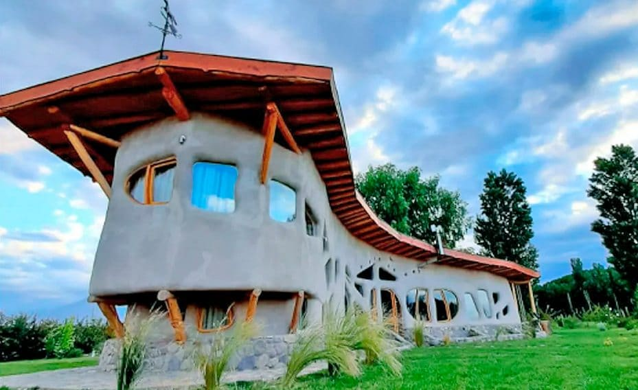 casa ecológica Resiste terremotos