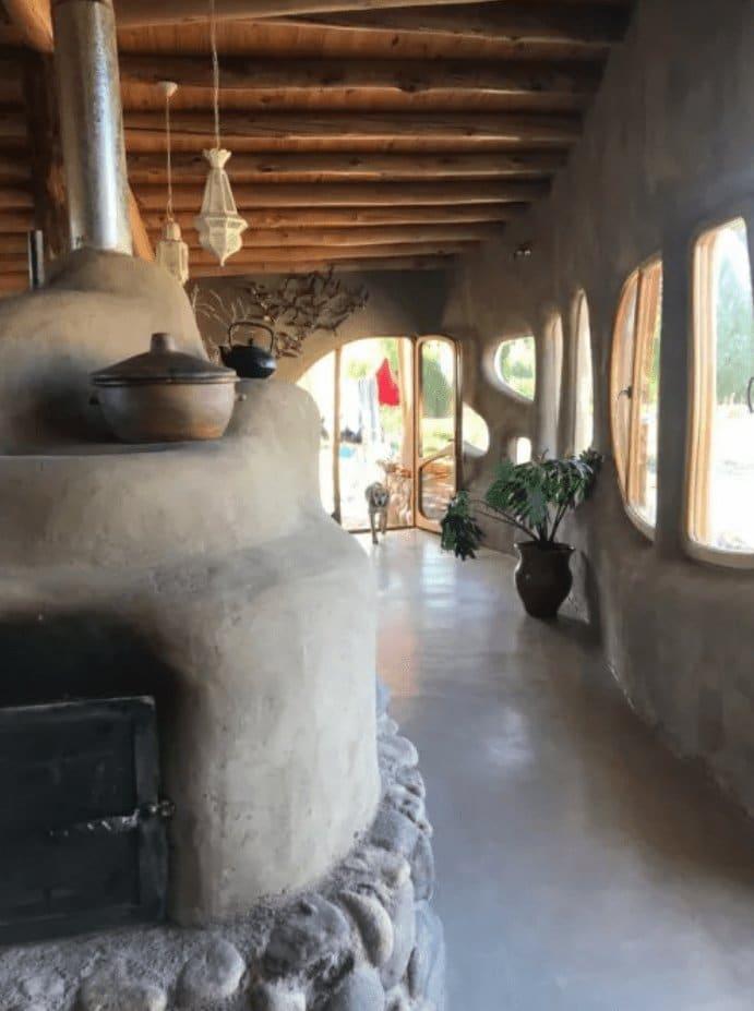 casa ecológica sin energía